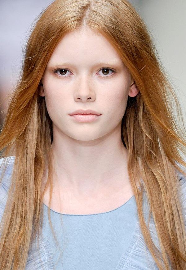 beyaz tenlilere yakışan saç renkleri 15