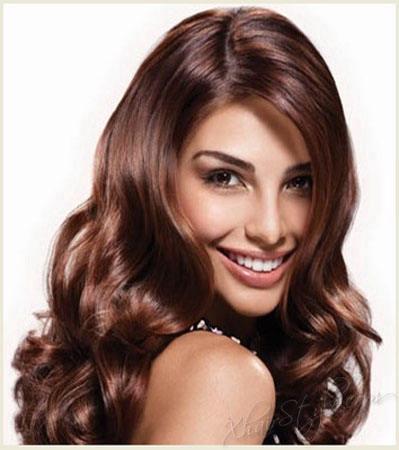 Esmere Yakışan Saç Rengi 6