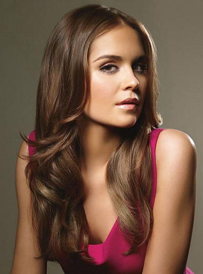 Genel Kadın Güzellik Bakım Saç Trendleri Esmer Tene