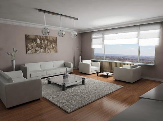 Yeni salon dekorasyon rnekleri for 30 m2 salon dekorasyonu